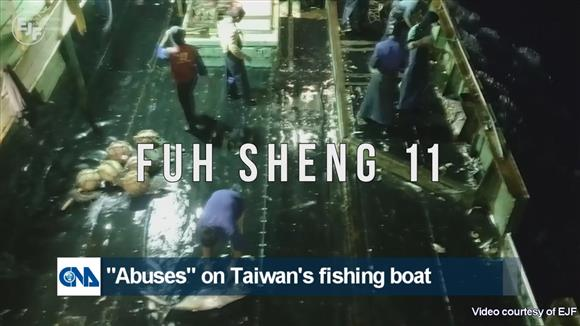 Is this how Taiwan treats its migrant fishermen?