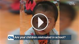 Are your children mistreated in school?