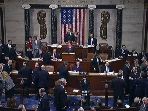 美國聯邦眾議院24日上午以351票贊成、66票反對,通過2019財政年度國防授權法。法案要求強化台灣軍事實力,並呼籲依循台灣關係法。(圖取自美國聯邦眾議院官網 www.house.gov)