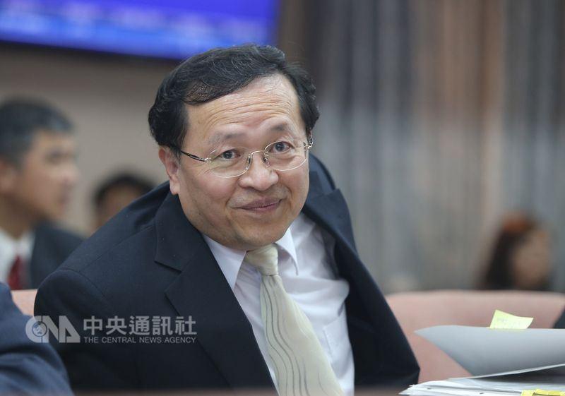 促轉會副主委張天欽(圖)遭指淪為選戰打手,他12日表示已向主委黃煌雄請辭。(中央社檔案照片)