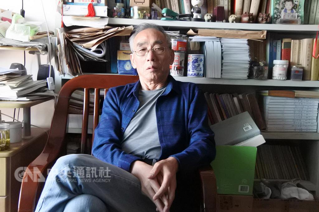 中國人口學者梁中堂1984年就曾上書當時中共總書記胡耀邦,主張以二胎取代一胎化政策,並在1985年爭取設立了允許二胎的山西翼城作為計劃生育特區試點。中央社記者張淑伶上海攝  107年10月1日