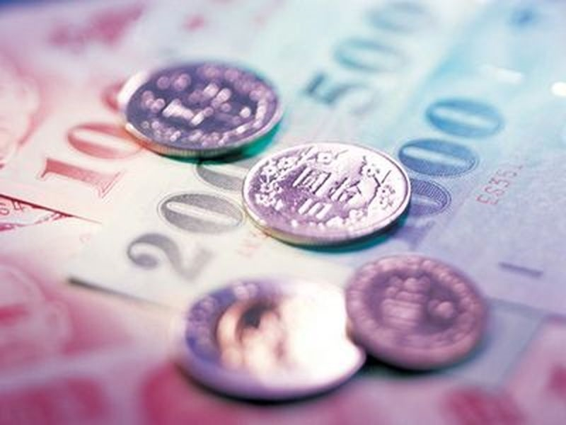 新台幣兌美元匯率11日貶破31元大關,午盤重貶1.49角。(中央社檔案照片)