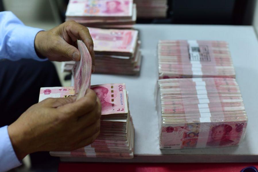 中國新創公司近年蓬勃發展,成立10年內估值突破10億美元的「獨角獸企業」迅速增加。圖僅為示意。(檔案照片/中新社提供)