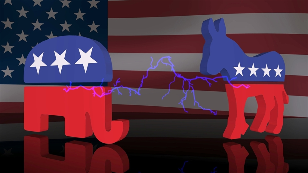 美國總統川普飽受批評,但他的低支持率並未減損共和黨在參院多數黨地位,民主黨則力拚拿下眾院。(圖取自Pixabay圖庫)