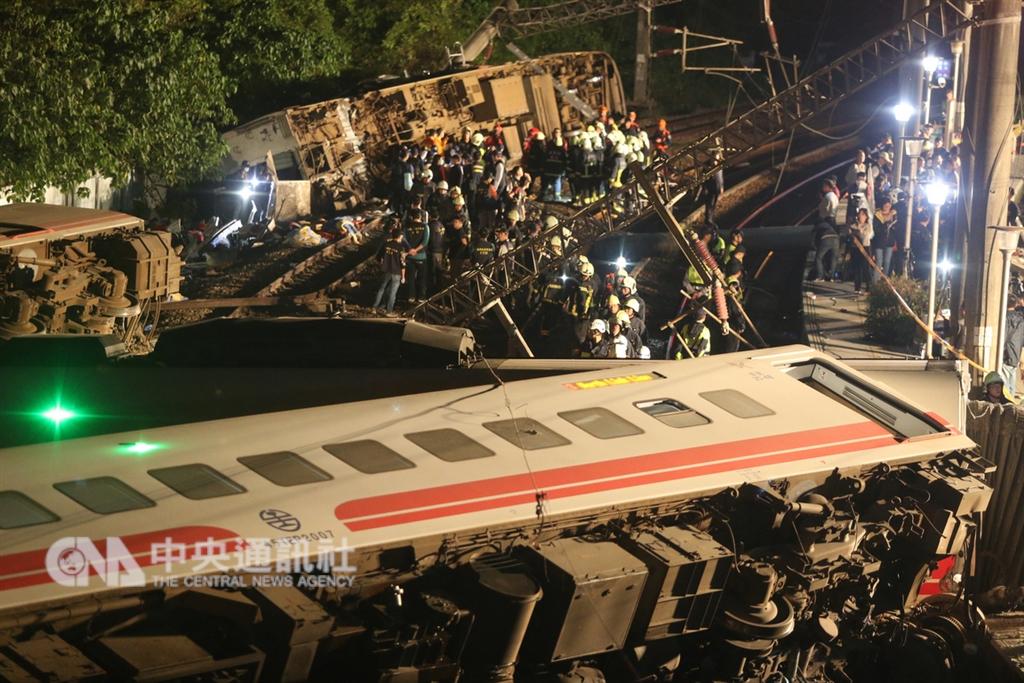 台鐵普悠瑪事故後,曝露出普悠瑪列車自動防護系統ATP無遠端監視系統功能。(中央社檔案照片)