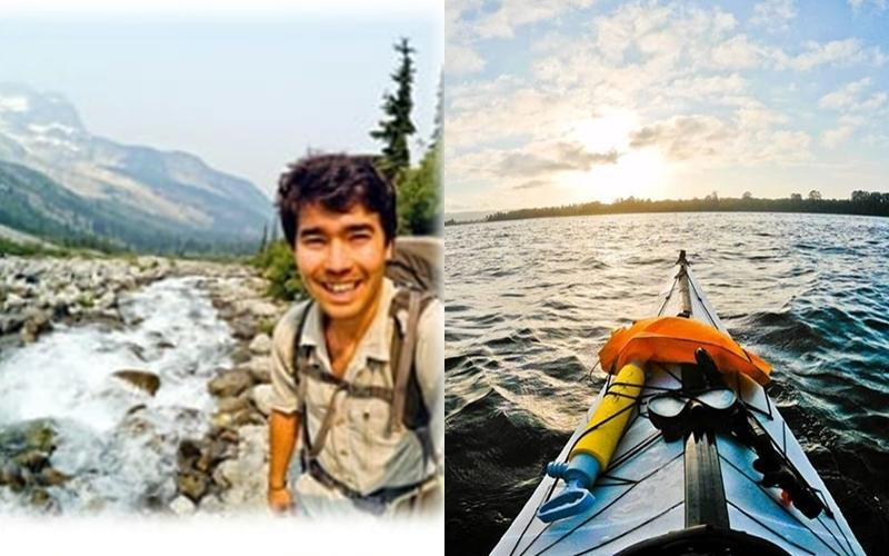 一名美國青年上週踏上印度洋一座未接觸過現代文明的島嶼,結果在島上遭亂箭射死。(圖取自instagram.com/BqdFDOKnqgQ)