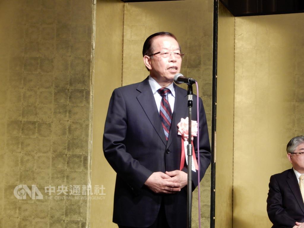 日本外相河野太郎7日表示台灣管制日本食品進口一事導致無法參加CPTPP。駐日代表謝長廷被問到是否預測日方有報復措施時答說:「不敢預測。」中央社記者楊明珠東京攝 107年12月7日