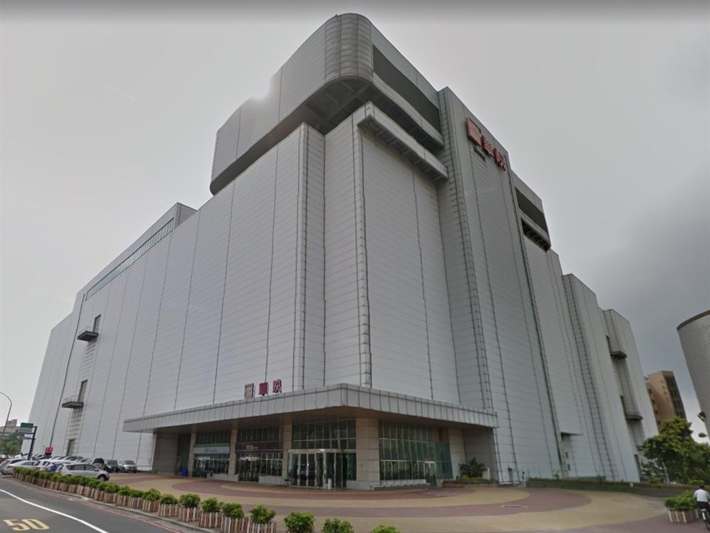 面板廠中華映管28日遭桃園地方法院駁回緊急處分。(圖取自Google地圖網頁google.com/maps)