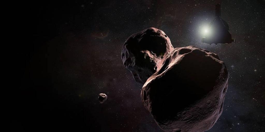 新視野號第一個傳回地球的訊號,預計美東時間1日上午9時45分(台灣時間晚上10時45分)傳回,以便NASA得知新視野號是否能在危險且高速情況下完成與終極遠境相遇的任務。(圖取自facebook.com/new.horizons1/)