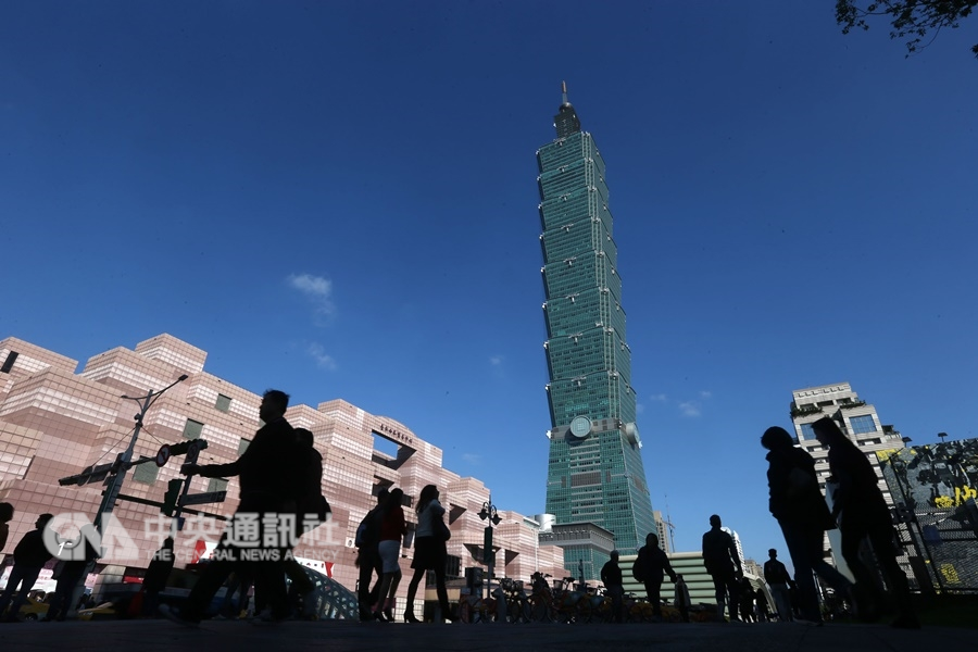自由之家近日公布世界自由度調查報告,台灣以93分並列第26,續列自由國家。(中央社檔案照片)