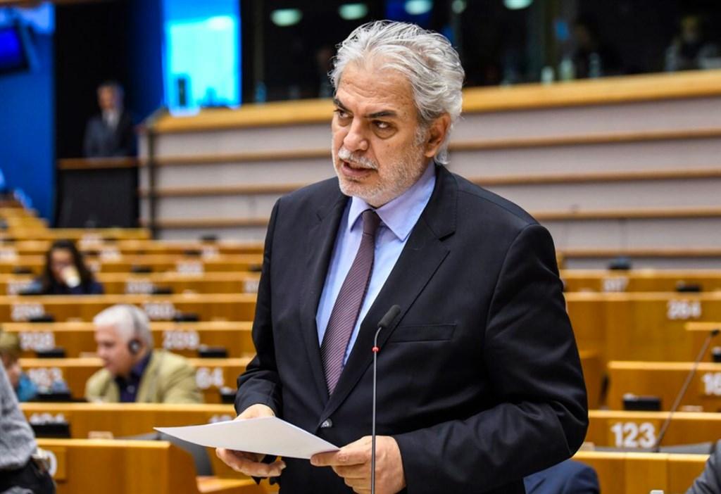 歐盟執委會人道援助及危機管理執委斯蒂里亞尼迪斯表示,台灣與歐盟在民主、法治及人權具有共同價值,雙方理念相近,也鼓勵台灣積極參與國際事務。(圖取自twitter.com/stylianideseu)