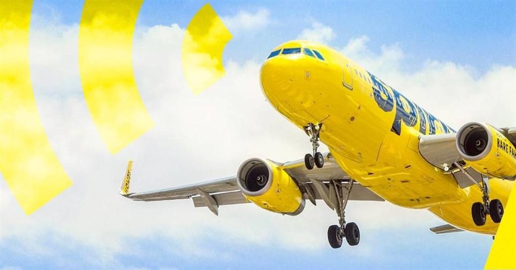 美國有專法規範鐵路與航空勞資糾紛處理,航空公司極少發動罷工,最近一次是2010年精神航空罷工,為期5天。(圖取自www.facebook.com/SpiritAirlines)