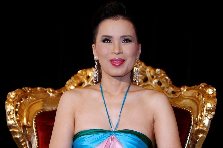 泰王姐姐烏汶叻公主遭選舉委員會取消參選總理資格,透過Instagram表示,對泰國人民造成「紛擾」感到抱歉。(檔案照片/路透社提供)