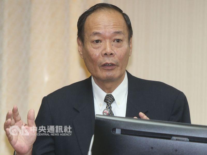 行政院13日宣布海洋委員會主委由代理主委李仲威升任。(中央社檔案照片)