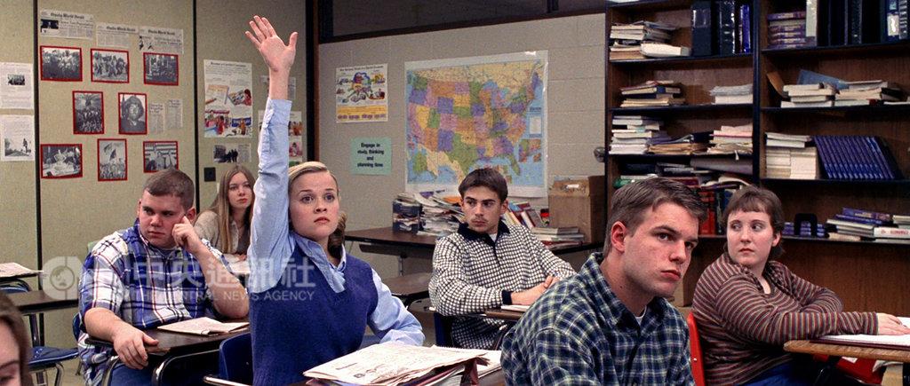 2019金馬奇幻影展19日公布多部入選片單,「影迷許願池」今年選映「風流教師霹靂妹」,這部電影曾被前美國總統歐巴馬盛讚是他最喜歡的「政治」電影,而這也是本片首次在台正式上映。(金馬執委會提供)中央社記者洪健倫傳真 108年2月19日