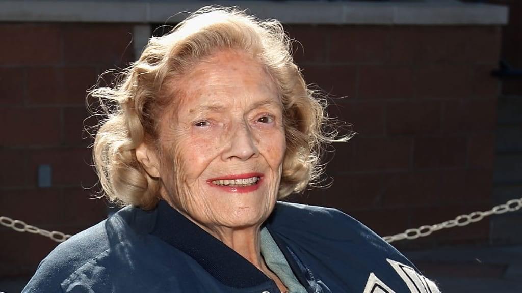 美國職棒大聯盟MLB傳奇球星貝比魯斯的女兒茱麗亞魯斯.史蒂文斯9日過世,享嵩壽102歲。(圖取自大聯盟網頁mlb.com)