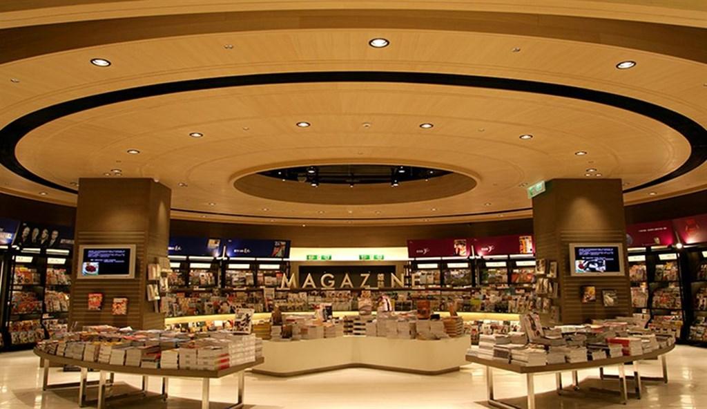1989年在台北仁愛敦南圓環創立的誠品書店,邁入30週年。(圖取自誠品網頁eslitecorp.com)