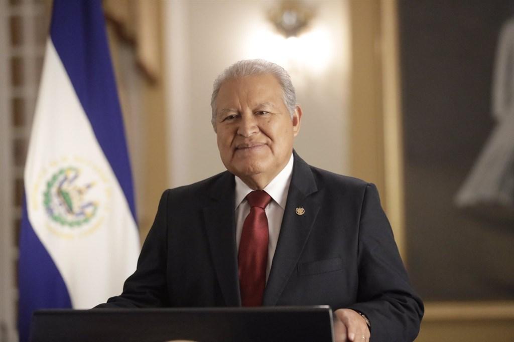 薩爾瓦多糖產業向法院提出禁止令要求,稱總統桑契斯(圖)2018年12月取消與台自貿協定的決定,恐傷及其商業利益。薩國最高法院13日同意暫緩取消自貿協定。(圖取自twitter.com/sanchezceren)