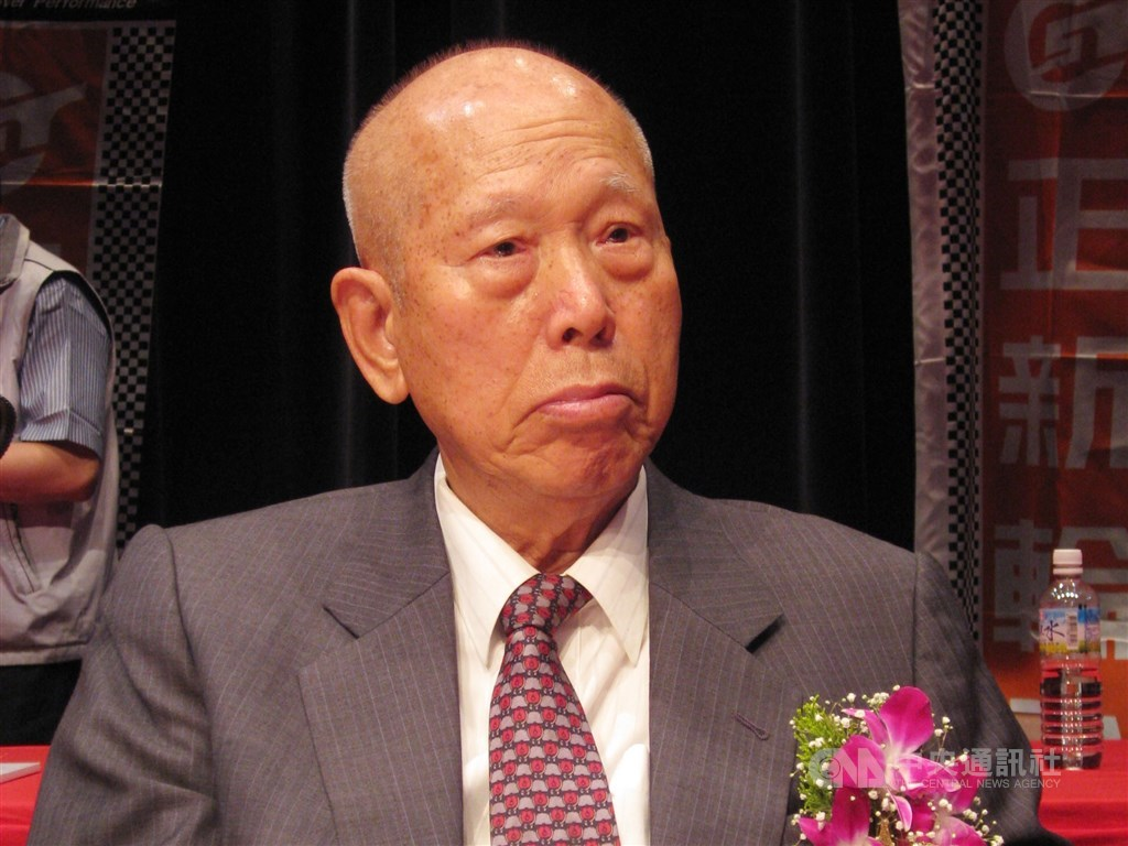 輪胎大廠正新輪胎創辦人羅結15日過世,享耆壽95歲。(中央社檔案照片)