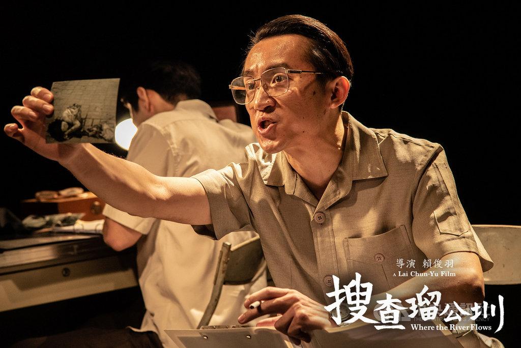 導演賴俊羽22日宣布,改編自1961年命案的新片「搜查瑠公圳」預計今年底開拍,盼藉由發生在台灣土地上的真實事件,拍出屬於在地的故事,並繼續從歷史取材、向內挖掘。(搜查瑠公圳提供)中央社記者洪健倫傳真 108年3月22日