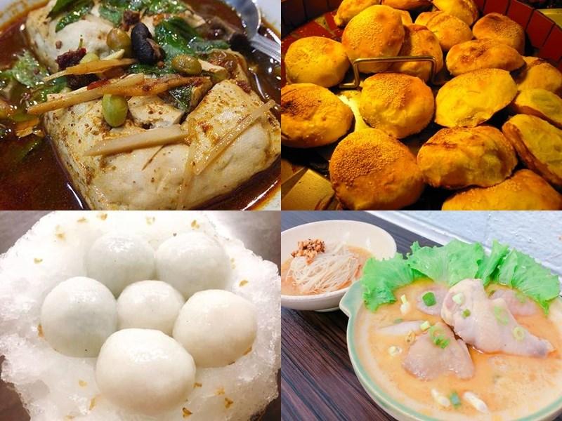米其林官方3日公布今年入選「必比登推介」美食餐廳的夜市小吃名單,總計15家小吃新入選。(圖取自業者臉書facebook.com)
