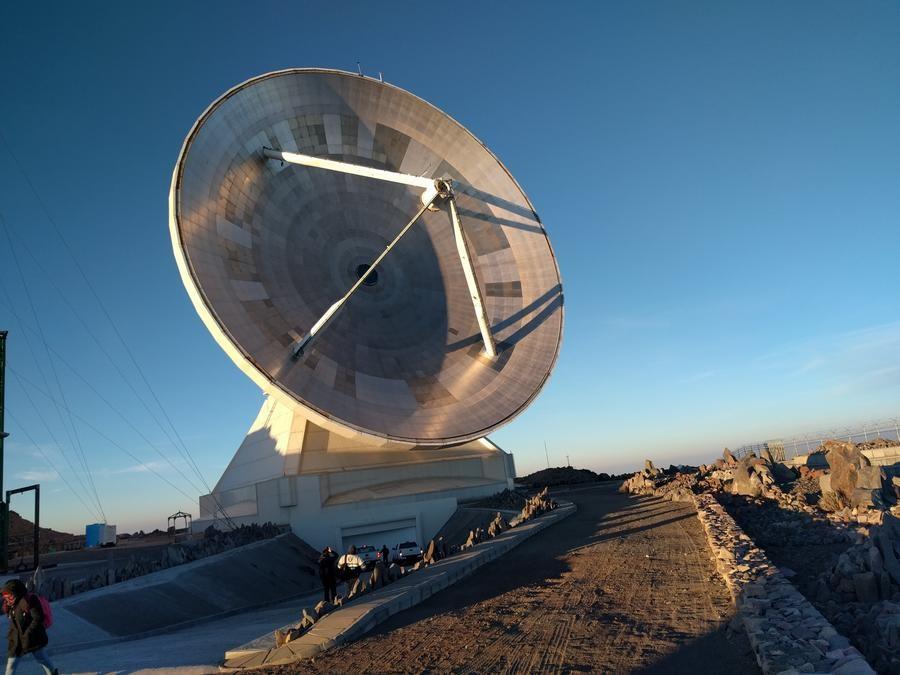 中央研究院日前宣布事件視界望遠鏡(圖)計畫10日晚間將舉辦全球同步記者會,發表最新取得的重大成果。(圖取自eventhorizontelescope.org網頁)