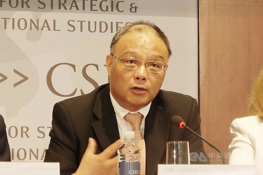 美國因國安考量禁止部份中國學者入境,簽證因此被註銷的中國學者朱鋒15日表示,這顯示美國對中國關係正在全面「泛安全化」。(中央社檔案照片)