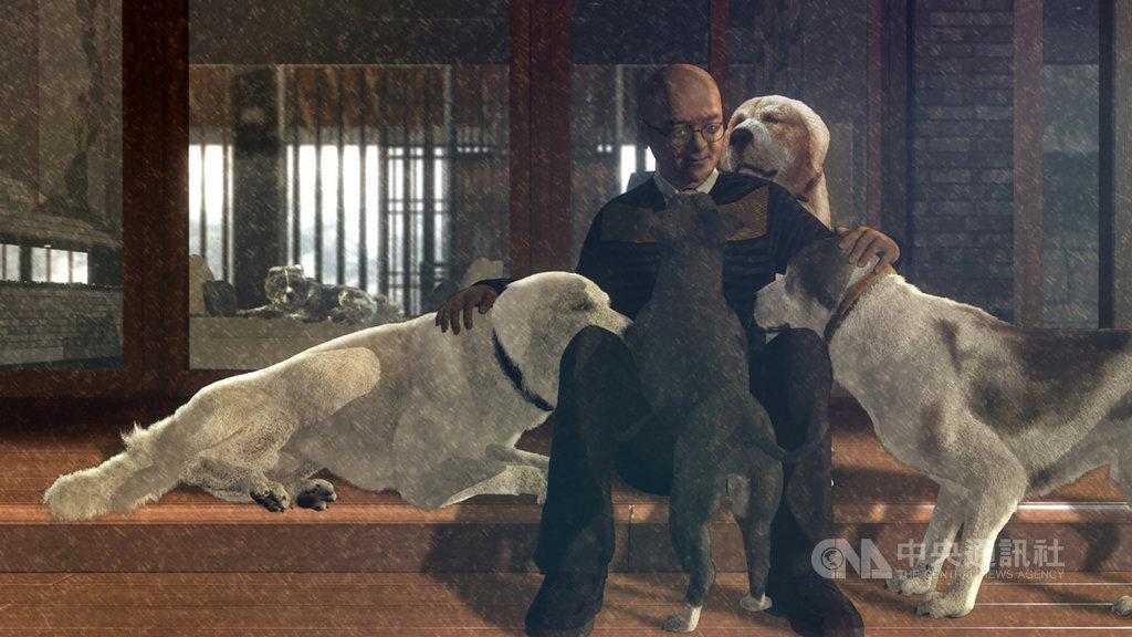 第7屆「新加坡華語電影節」精選播映台灣導演張毅執導的經典電影,其中完全沒有對白的動畫電影「狗狗傷心誌」,傳達對這個世代的反省意涵,備受星馬影迷關注。(張毅提供)中央社記者黃自強新加坡傳真 108年4月18日