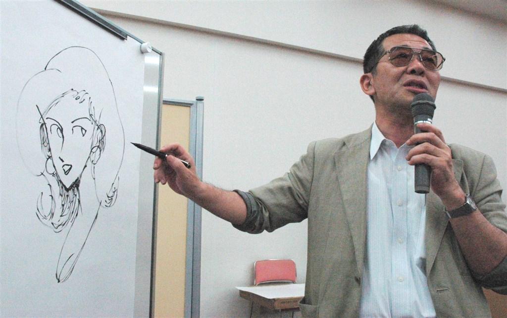 以代表作「魯邦三世」聞名的日本漫畫家加藤一彥過世,享壽81歲。(檔案照片/共同社提供)
