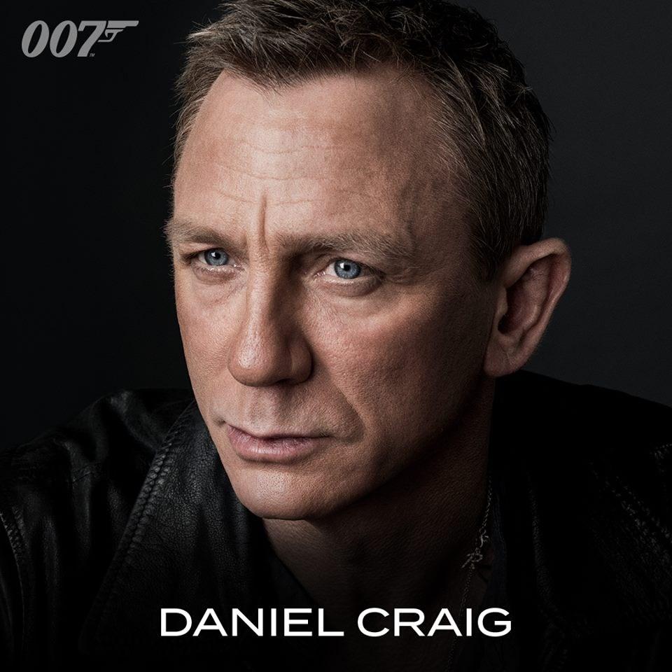 連續8年擔綱詹姆士龐德一角的英國演員丹尼爾克雷格先前表明,將是最後一次演出007一角。(圖取自facebook.com/JamesBond007)