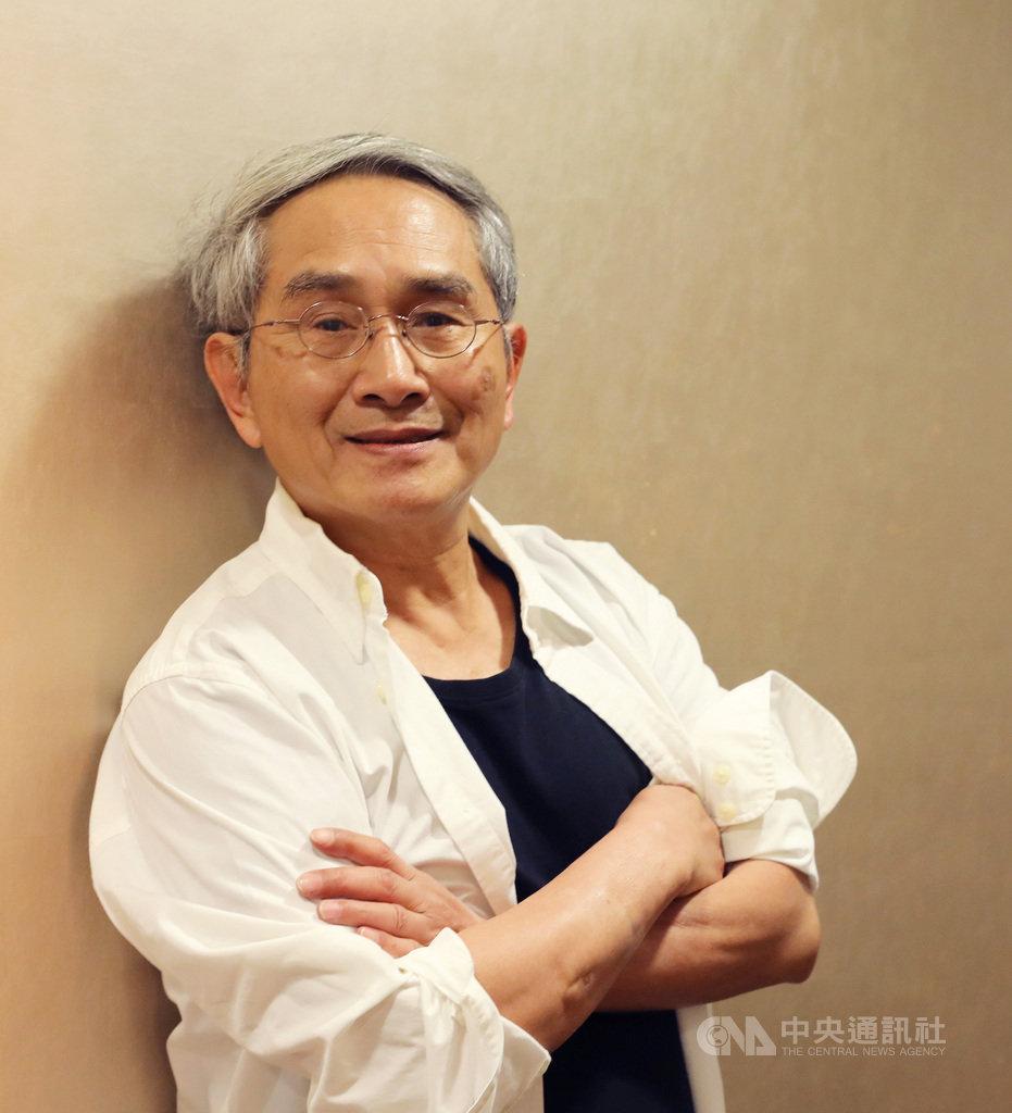 雲門舞集45週年「林懷民舞作精選」登陸新加坡,這是林懷民(圖)今年底退休前的回顧展,將雲門經典作品在星馬觀眾前演出。中央社記者黃自強新加坡攝 108年5月2日