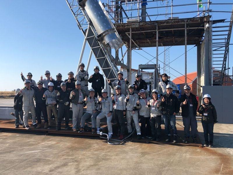 日本民間企業獨立打造的低成本迷你火箭MOMO3號,4日在進入令和年代第4天發射成功,並順利進入太空達成創舉。(圖取自facebook.com/istellartech)
