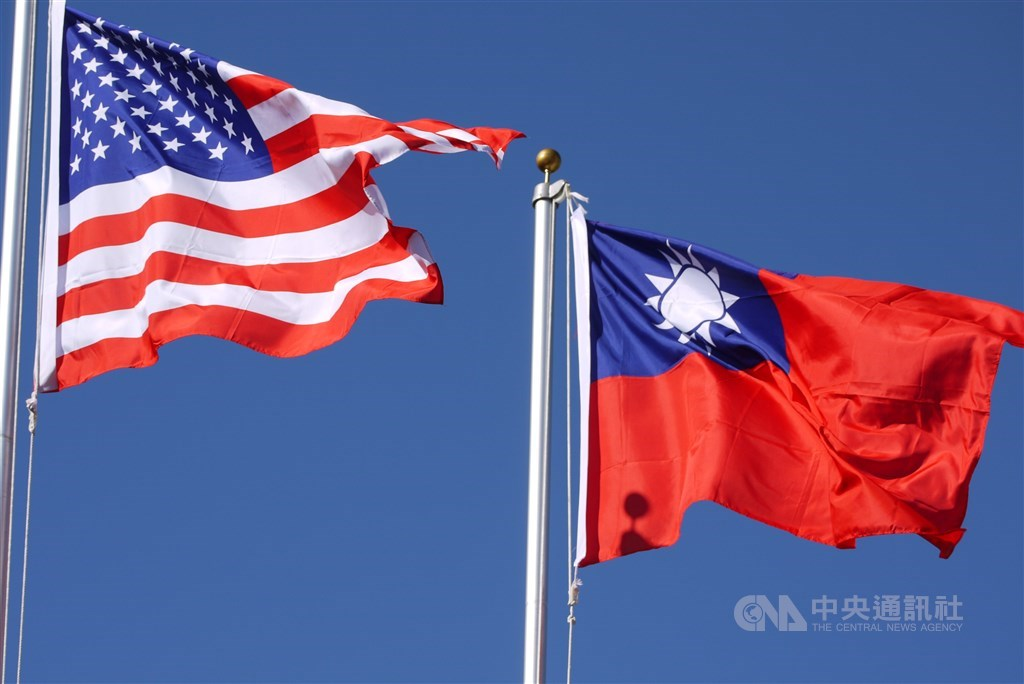 美國聯邦眾議院7日通過「2019年台灣保證法」與「重新確認美國對台及對執行台灣關係法承諾」決議案。(中央社檔案照片)