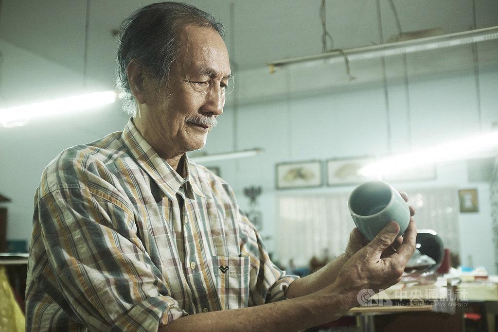 台灣今年再度參加「倫敦精緻工藝週」,邀請陶藝家薛瑞芳帶來獨特的陶藝作品。(薛瑞芳提供)中央社記者戴雅真倫敦傳真 108年5月9日