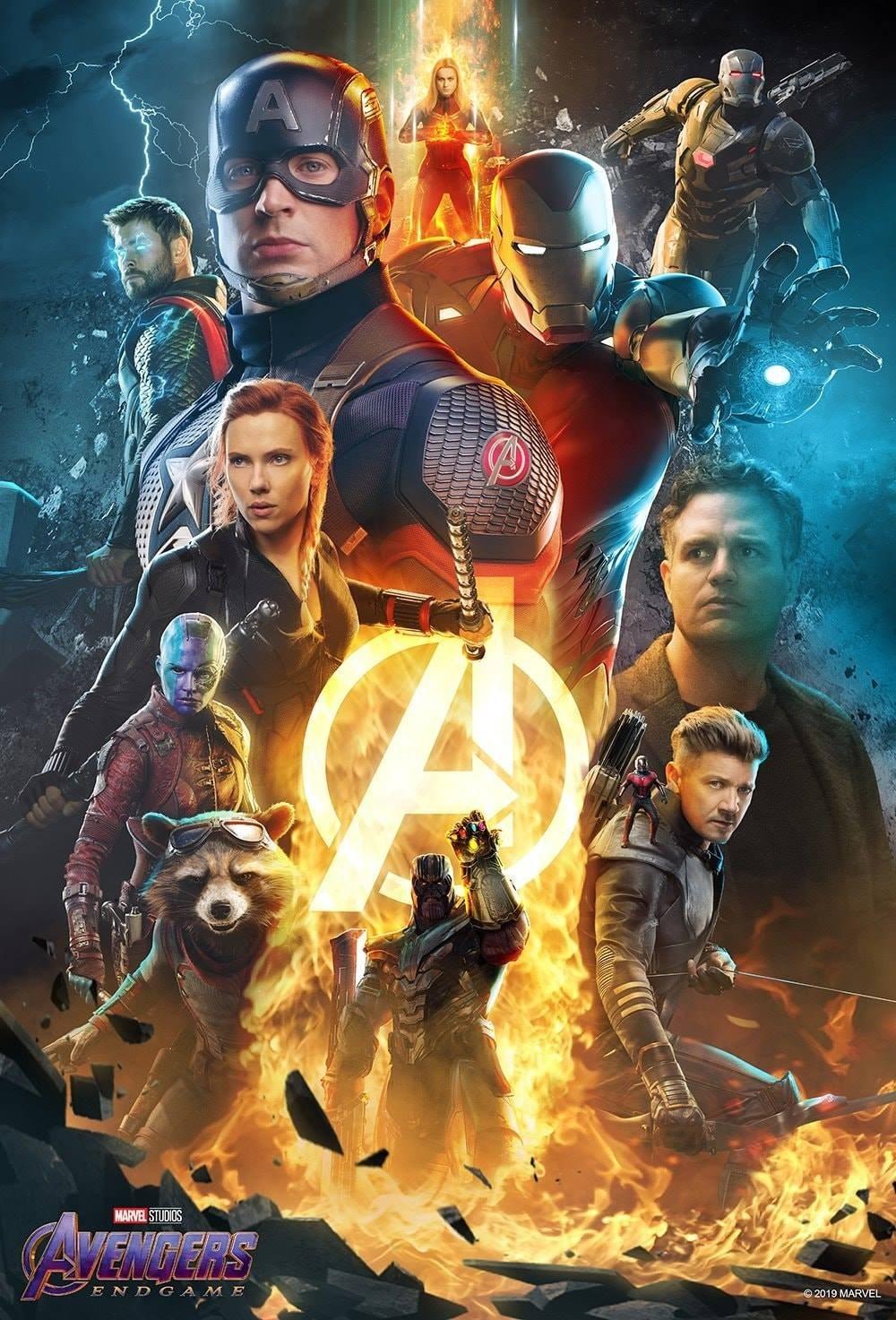 「復仇者聯盟4:終局之戰」全球票房已超越「鐵達尼號」,成為影史第2。(圖取自facebook.com/MarvelStudioTaiwan)