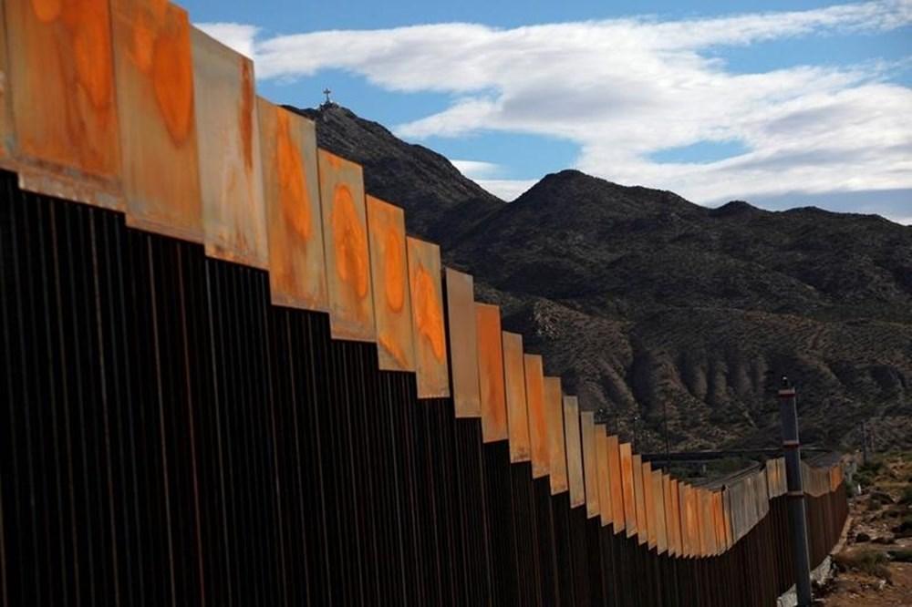 美國國防部10日指出,將挪用另一筆15億美元預算修築美墨邊牆以阻擋非法移民。圖為美墨邊界現今的圍籬。(檔案照片/路透社提供)