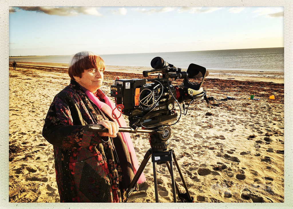 有「法國新浪潮教母」之稱的已故導演安妮華達(Agnes Varda),12日台北電影節公布為最新焦點影人,並將推出特別回顧專題。(台北電影節提供)中央社記者洪健倫傳真 108年5月12日