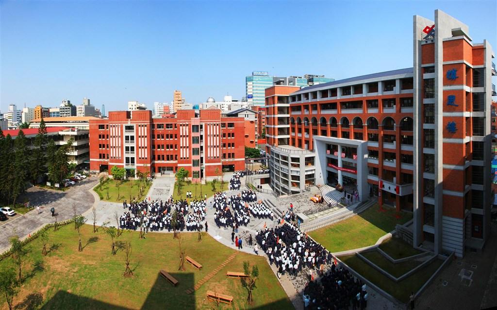 台中一中學生會公布校內學生自治聯合會政黨成立及管理辦法,目前已有2個政黨成立。(圖取自facebook.com/1618834098438464)