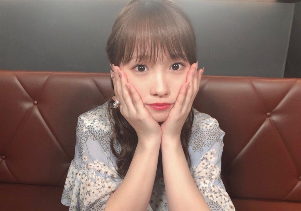 前AKB48偶像川榮李奈已懷孕,將嫁給男演員廣瀨智紀,近日兩人將登記結婚。(圖取自twitter.com/_kawaei_rina_)