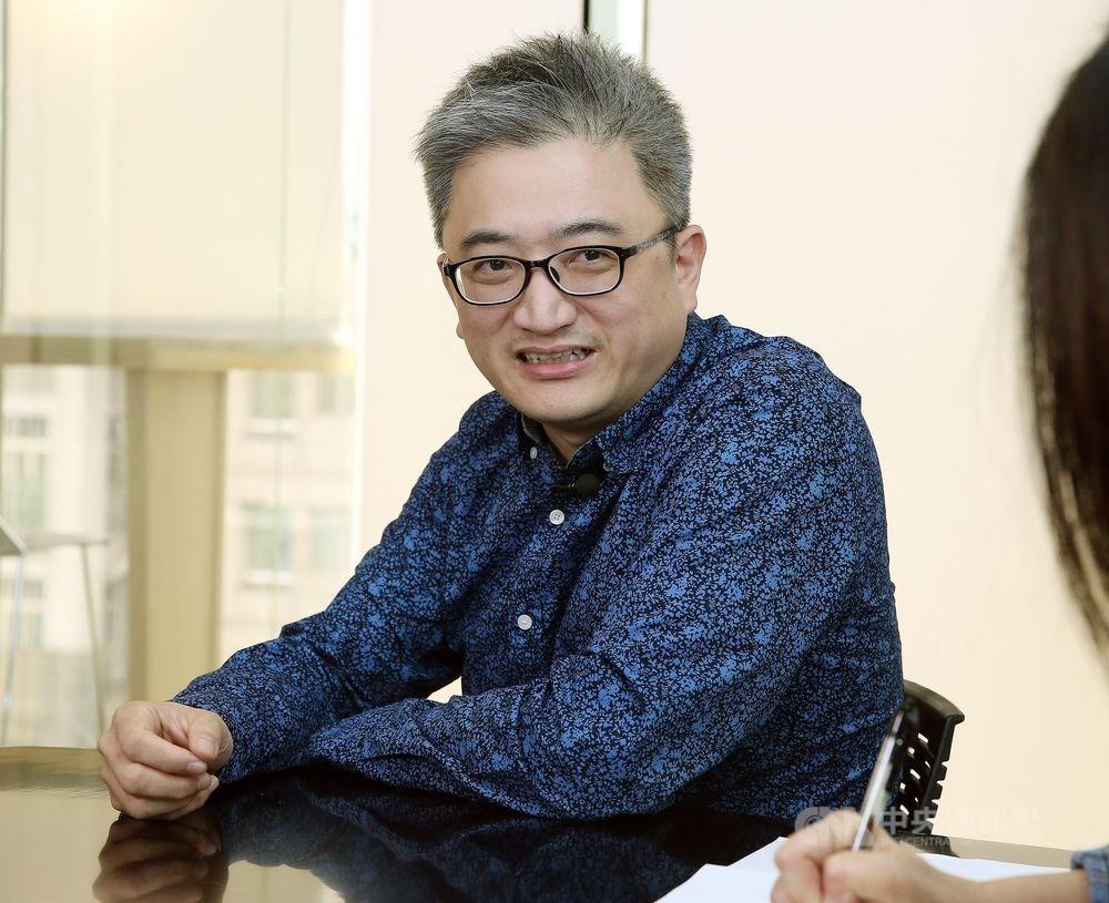 中華電信6月21日將舉行股東常會改選董事,「PTT創世神」的台灣人工智慧實驗室創辦人杜奕瑾(圖)是獨立董事候選名單之一。(中央社檔案照片)