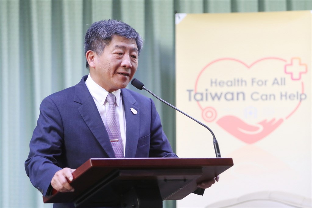 世界衛生大會在日內瓦舉行,衛福部長陳時中至今已舉行71場雙邊會談。(外交部提供)