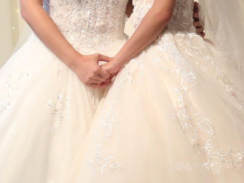 立法院17日三讀通過同婚專法,同志伴侶24日起可辦理結婚登記。(示意圖/中央社檔案照片)
