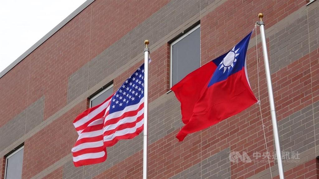 「北美事務協調委員會」正式更名為「台灣美國事務委員會」,總統府表示,意義重大,更是台美關係更加緊密的最好見證。(中央社檔案照片)