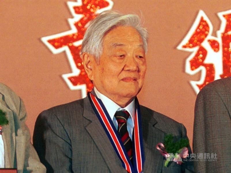 皇冠集團創辦人平鑫濤5月23日過世,享壽92歲。(中央社檔案照片)