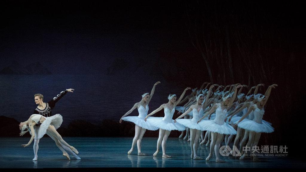 俄羅斯馬林斯基劇院芭蕾舞團暨交響樂團將於7月來台演出,在台北國家戲劇院帶來芭蕾舞劇「天鵝湖」。(牛耳藝術提供)中央社記者趙靜瑜傳真  108年6月17日