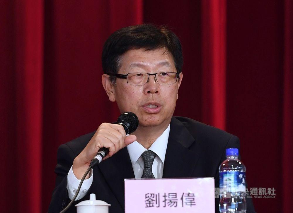 鴻海21日全面改選董事,隨後召開新任董事會,選出劉揚偉擔任新一屆董事長。(中央社檔案照片)