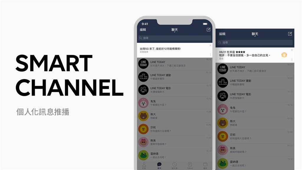 通訊軟體LINE在官方部落格發文表示,正式推出個人化訊息推播功能,即日起會顯示在所有台灣用戶的LINE聊天室列表上方。(圖取自LINE官方部落格網頁official-blog.line.me/tw)