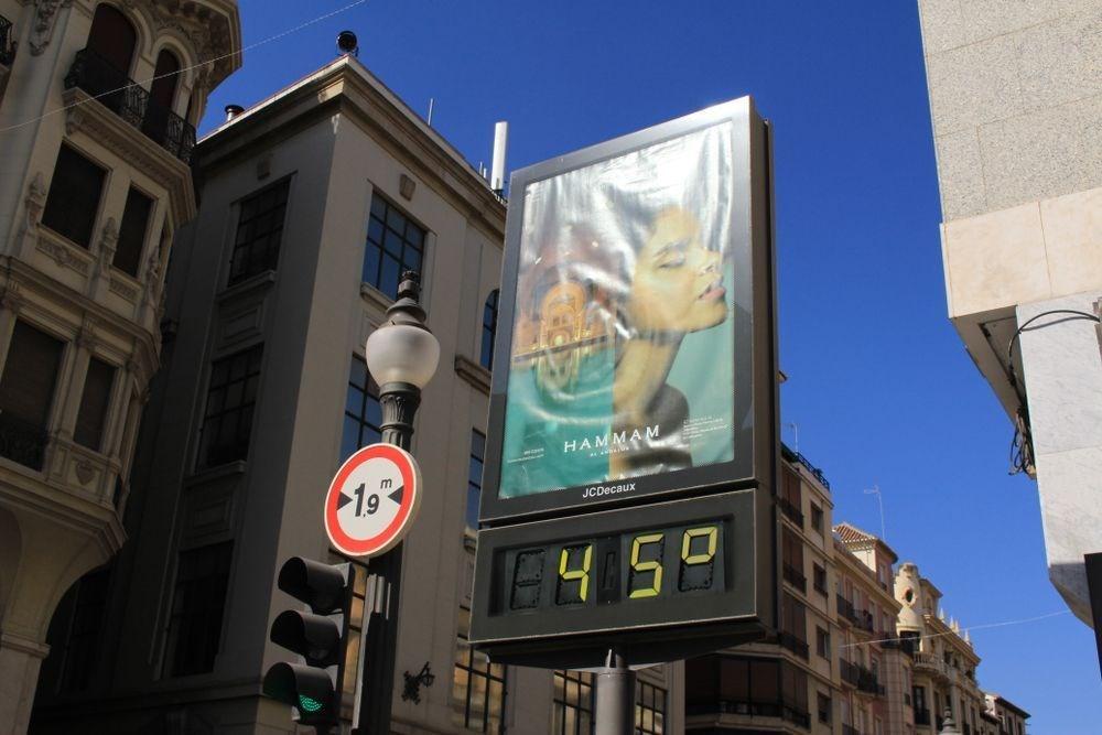 歐洲部分國家這週迎來今夏首波強烈熱浪,氣溫於這兩天達到高峰。(圖取自twitter.com/southEUsummit)