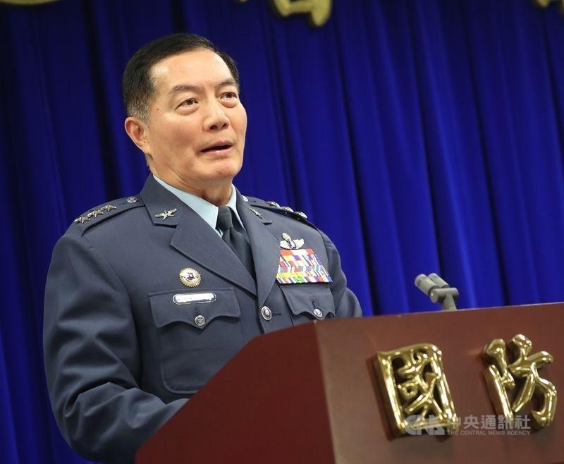 參謀總長李喜明上將1日屆齡退伍,職缺由國防部軍政副部長沈一鳴(圖)調任。(中央社檔案照片)
