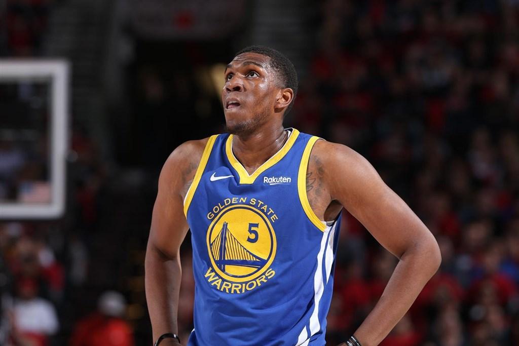 外媒1日報導,盧尼同意以3年1500萬美元與美國職籃NBA金州勇士續約。(圖取自facebook.com/TheKevonLooney)